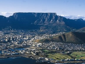 Image of Table Mountain (1 085 m / 3 560 ft)