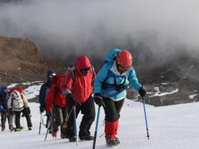 Image of Pico de Orizaba by the NORTH FACE, Pico de Orizaba (5 636 m / 18 491 ft)