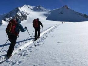 Image of Oetztaler Alps Ski Traverse, Alps